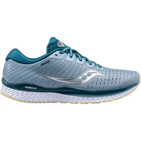 saucony Guide 13 Chaussures Homme, mineral/deep teal